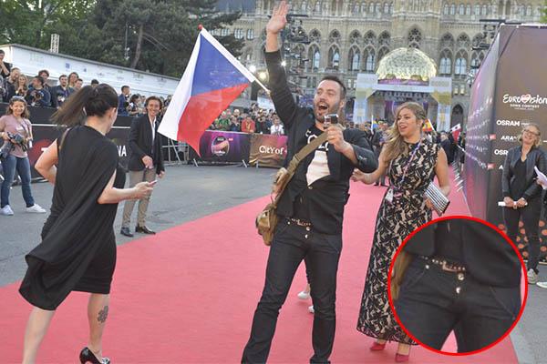 República Tcheca Opening Ceremony Eurovision