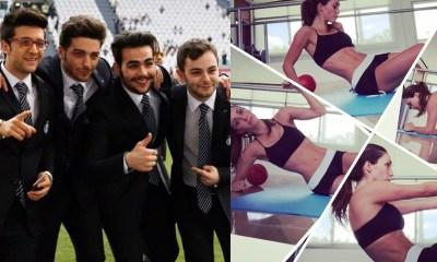 As melhores fotos de Instagram das Estrelas da música em espanhol e italiano - Il Volo, Lorenzo Fragola e Anahi