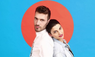 Deborah Iurato lança single escrito por Giovanni Caccamo