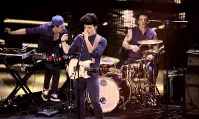 The Kolors é formada por Stash, Alex e Daniele