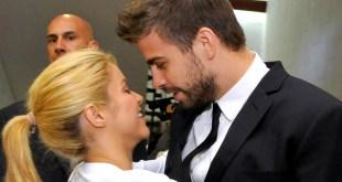 Shakira e Pique são um dos casais mais apaixonados do mundo dos famosos