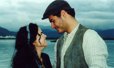 Giuliana e Matteo, da novela Terra Nostra