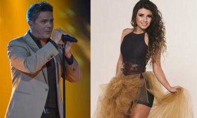 Paula Fernandes dividirá o palco com Alejandro Sanz