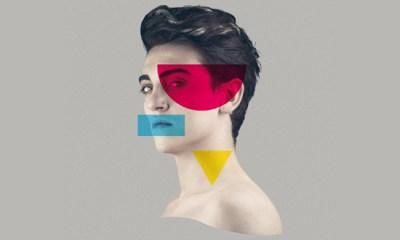Arte da capa do EP I Hate Music, novo trabalho de Michele Bravi