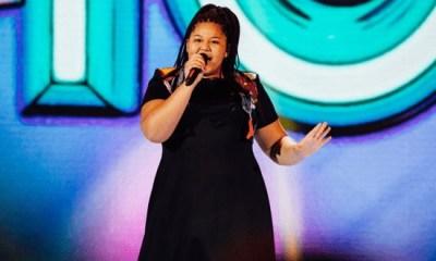 Destiny Chukunyere, de Malta, venceu o Junior Eurovision 2015