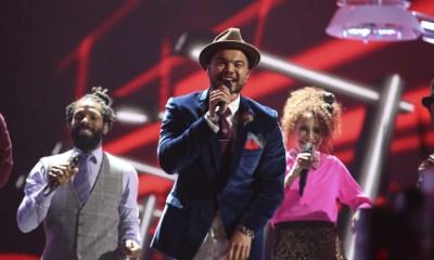Guy Sebastian representou a Austrália no Eurovision 2015