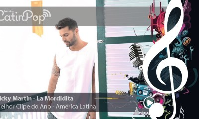 Melhor Videoclipe América Latina 2015: La Mordidita - Ricky Martin