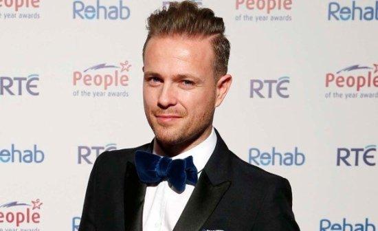 O ex Westlife Nicky Byrne representa a Irlanda no Eurovision 2016