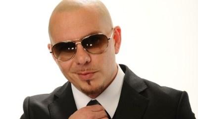 Pitbull estreia single no clima dos anos 90