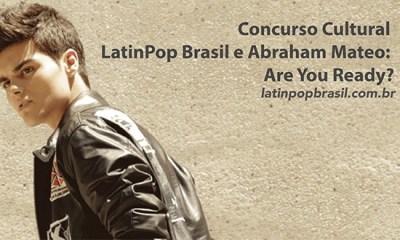 Concurso Cultural Are You Ready Abraham Mateo