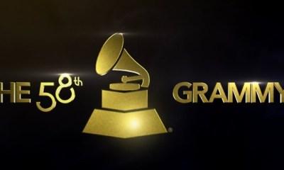 Los Angeles recebe hoje o Grammy 2016