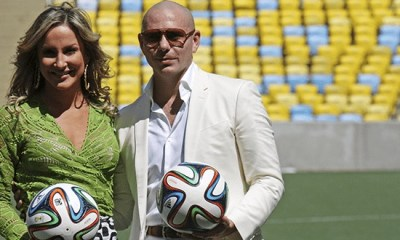 Claudia Leitte lançará disco internacional produzido por Pitbull