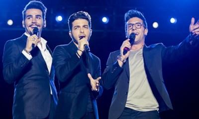 Il Volo faz turnê de 5 shows no Brasil