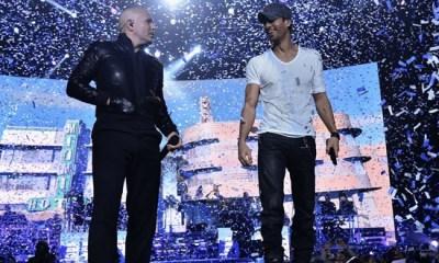 Novo lyric video de Pitbull e Enrique Iglesias é alvo de críticas