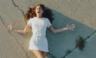 Tini mostra o making of do clipe de Losing The Love ... 292f45bbd9afe