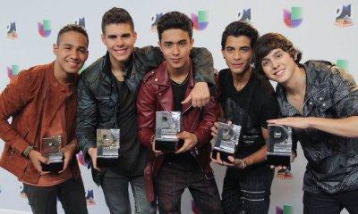 A CNCO foi a grande premiada dos Prêmios Juventud 2016