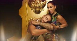 Anitta e Maluma estrearam a sensual Sim e Não