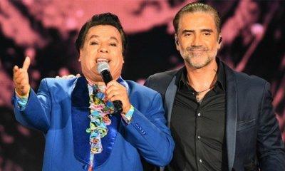 Alejandro Fernández planejava homenagem a Juan Gabriel