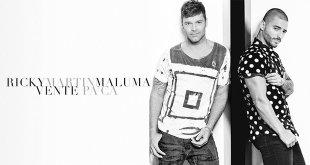 Vente Pa' Ca é o hit de Maluma e Ricky Martin