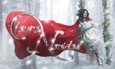 Laura Pausini anuncia disco com músicas natalinas
