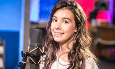 Fiamma Boccia, de 13 anos, representa a Itália no Junior Eurovision 2016