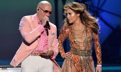 Pitbull se derreteu por Jennifer Lopez em entrevista