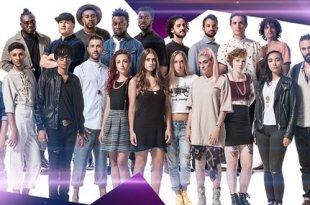 Os finalistas da 10 ª edição do X Factor Itália
