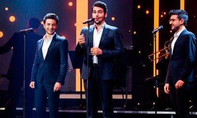 Il Volo participa hoje do X Factor Brasil