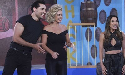Lucero vai imitar a Sandy, de Grease, no Máquina da Fama, do SBT