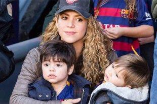 Doença do filho Milan fez Shakira cancelar performance no Grammy Latino