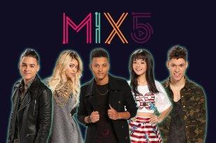 La Banda, segunda temporada: Mix5