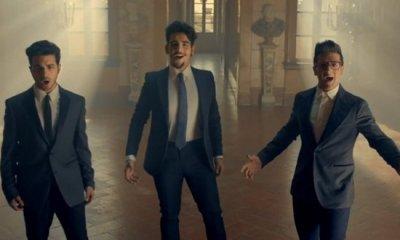 Grande Amore, do Il Volo, é o videoclipe mais visto da história do Eurovision