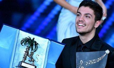 Lele é o grande vencedor da categoria Nuove Proposte no Festival de Sanremo