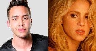 Novo disco de Prince Royce terá parceria com Shakira