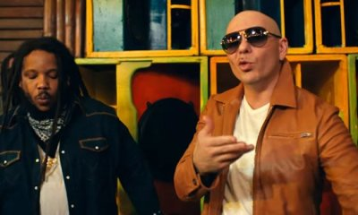 Options é o novo single de Pitbull com a participação de Stephen Marley