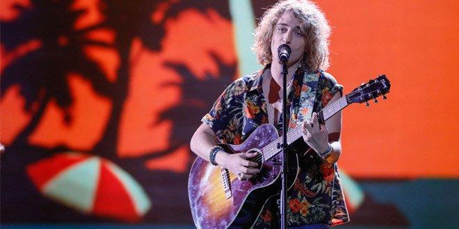 Manel Navarro segundo ensaio Eurovision 2017