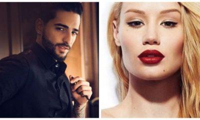 Maluma e Iggy Azalea negam parceria