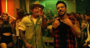 Despacito já é um dos 5 videoclipes mais vistos da hitória