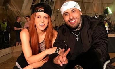 Perro Fiel, com Nicky Jam, é o novo single da Shakira