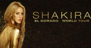 Fãs pedem clássicos na nova turnê de Shakira