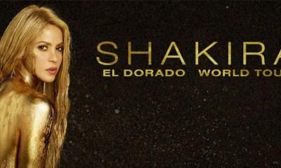 Shakira se recupera de hemorragia nas cordas vocais