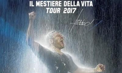 Tiziano Ferro lança documentário da Il mestiere della vita tour