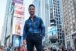 Luis Fonsi canta Despacito em plena Times Square, em NY