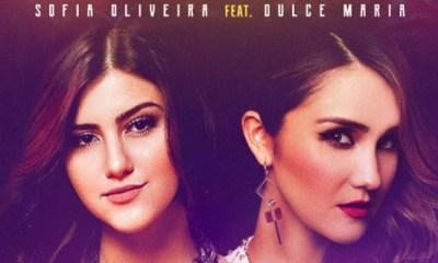 Me Beija é a parceria da Sofia Oliveira com a ex RBD Dulce Maria