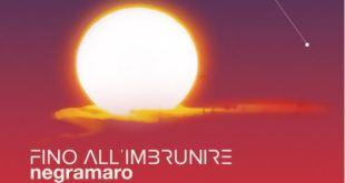 Negramaro vai lançar Fino All'Imbrunire em 6 de outubro