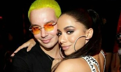 Anitta J balvin Downtown