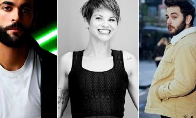Marco Mengoni, Alessandra Amoroso e Lorenzo Fragola estão entre os artistas italianos que todo mundo deveria conhecer