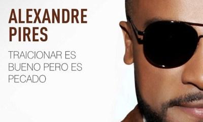 Alexandre Pires está de volta ao mercado latino