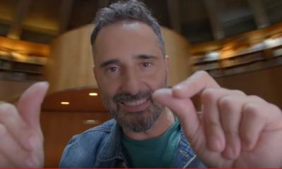 Lançamento mundial do novo clipe do Jorge Drexler, Movimiento
