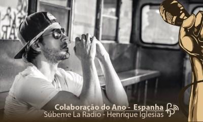 Enrique Iglesias sabe escolher bem os seus feats